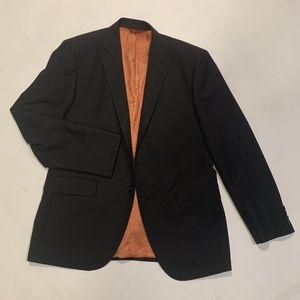 Baroni Prive Black Suit